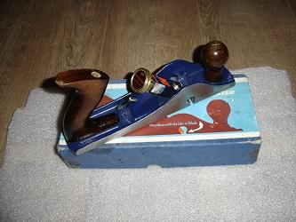 Kovový hoblík PARAMO No.10 Planemaster